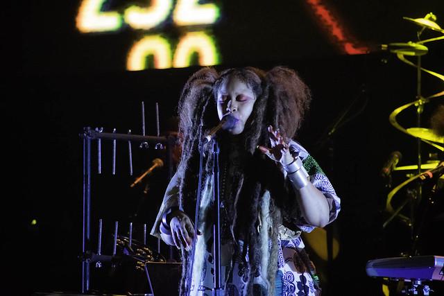 Erykah Badu - Summer Spirit Festival