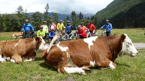 30 Jahre Radausfahrten SCB - Südtirol