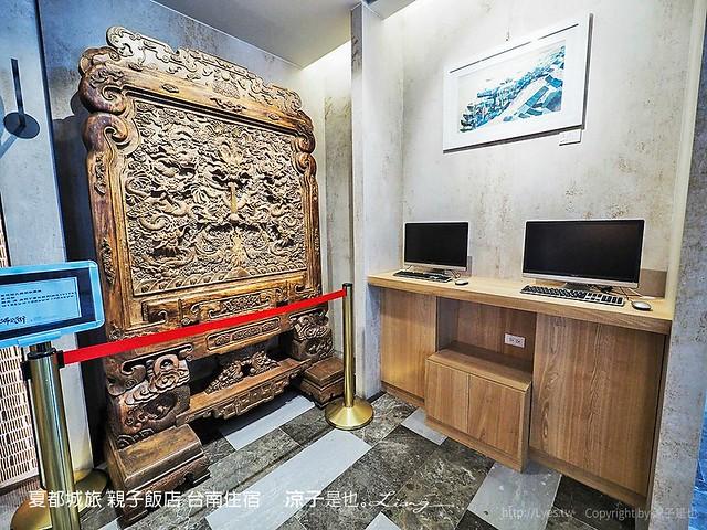 夏都城旅 親子飯店 台南住宿 118