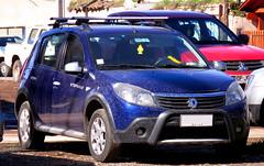 Renault Sandero Stepway 2011