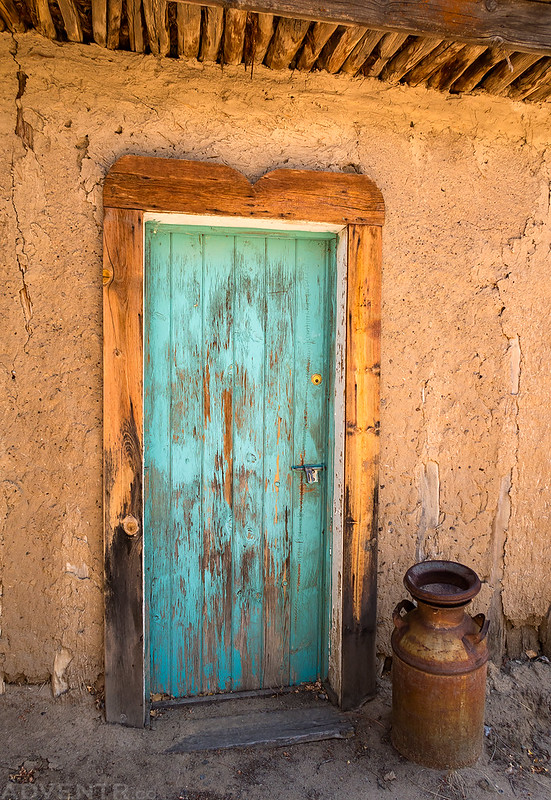 Homestead Doorway