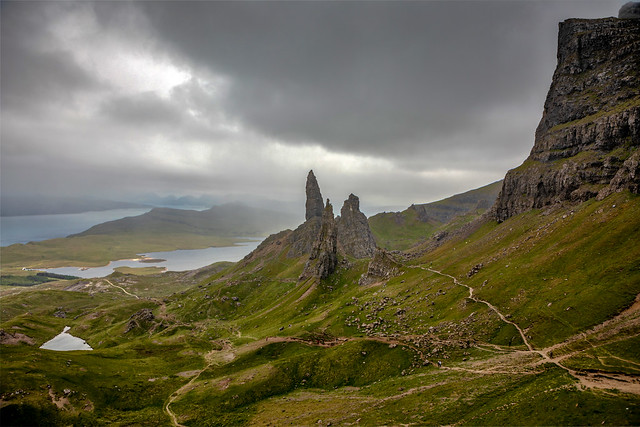 Old Man of Storr, Canon EOS 5D MARK IV, Canon EF 24-70mm f/2.8L