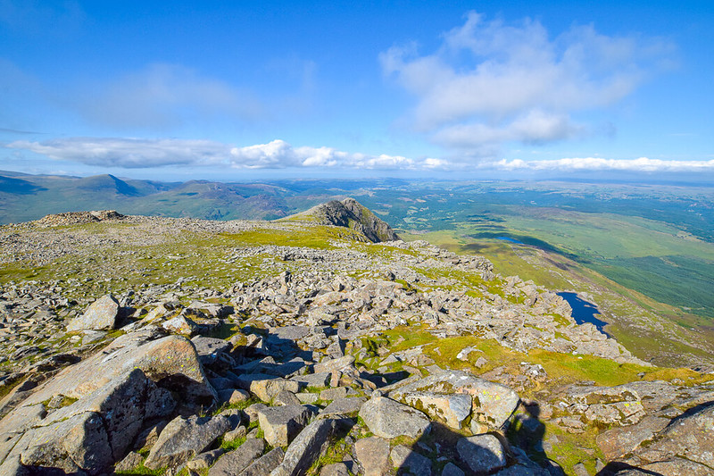 Moel Siabod best walks in Snowdonia