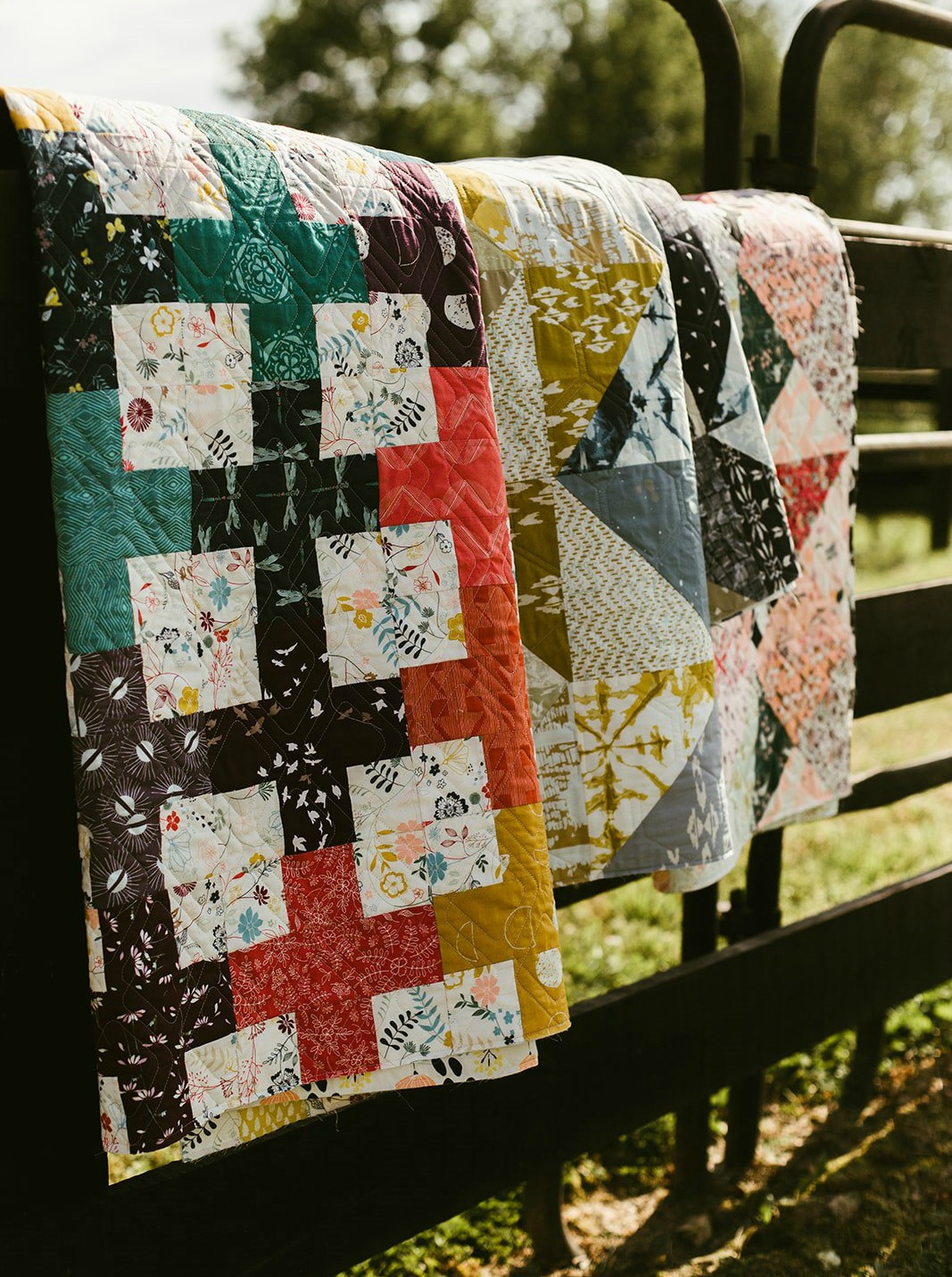 Edge to Edge Lady Belle Quilting