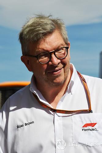 Ross Brawn Paul Ricard 2018