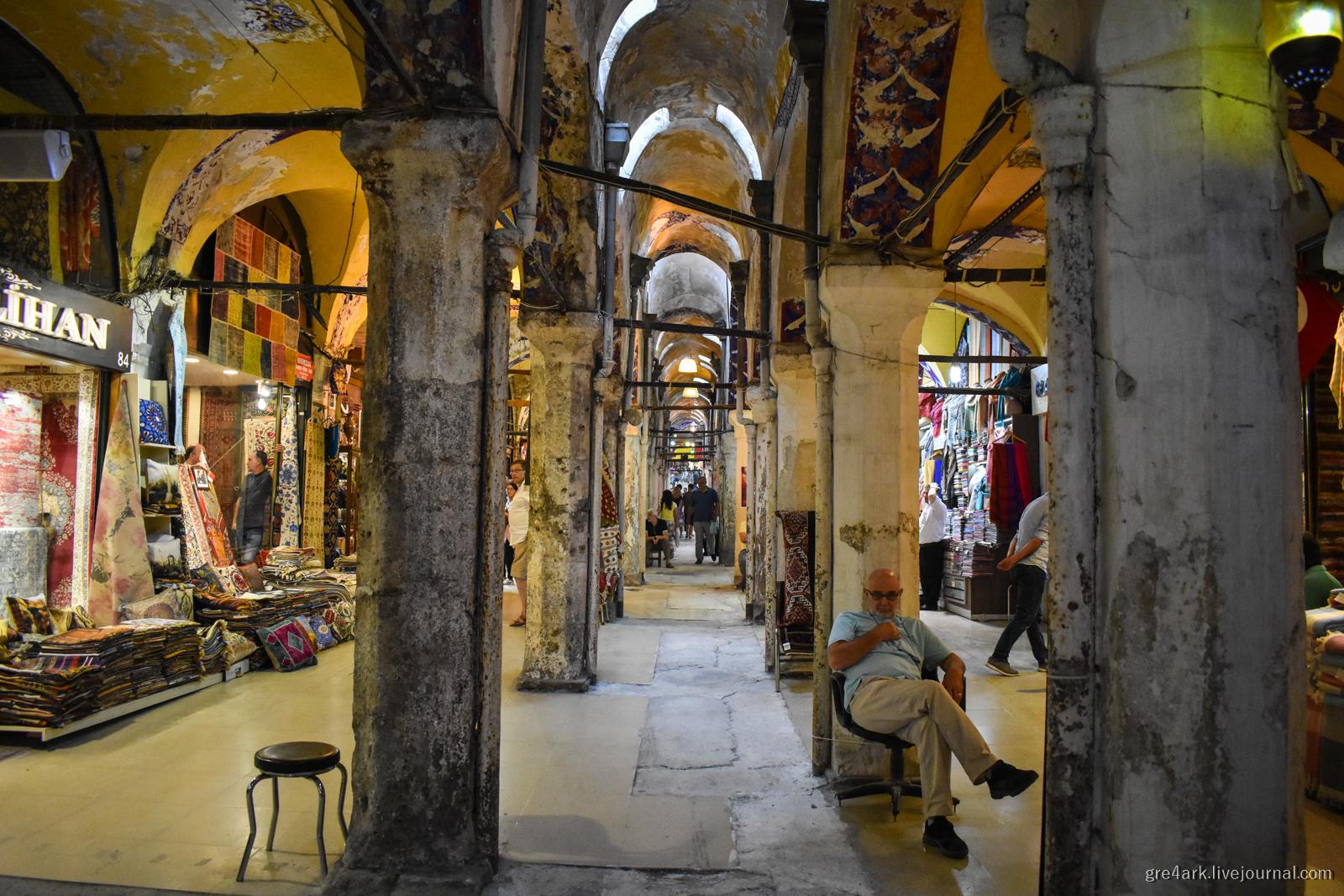 Где меня разочаровал Стамбул