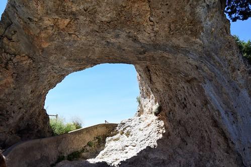 Ventana del Diablo (Cuenca, Castilla-La Mancha, España, 18-6-2018)