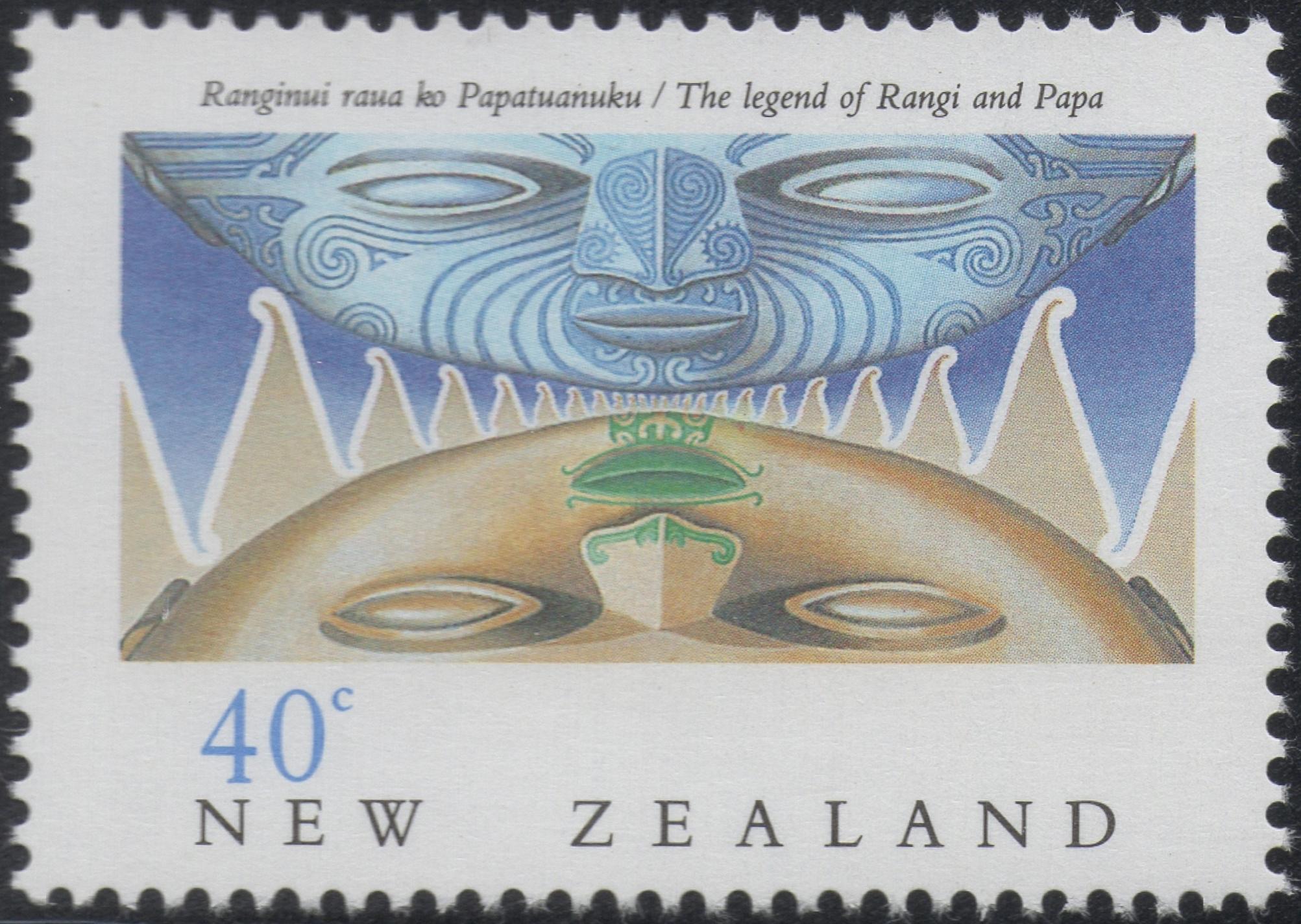 New Zealand - Scott #997 (1990)