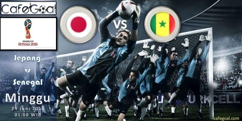 Prediksi Bola Jepang vs Senegal , Hari Minggu 24 June 2018 – Piala Dunia