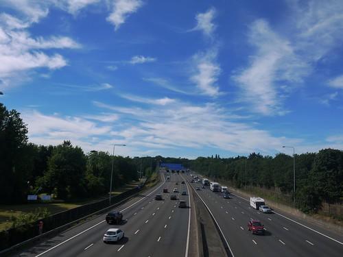 M25 Crossing