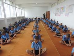 International Day of Yoga DOLLUNGMUKH