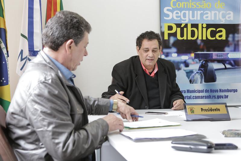 Comissão de Segurança Pública (Coseg)