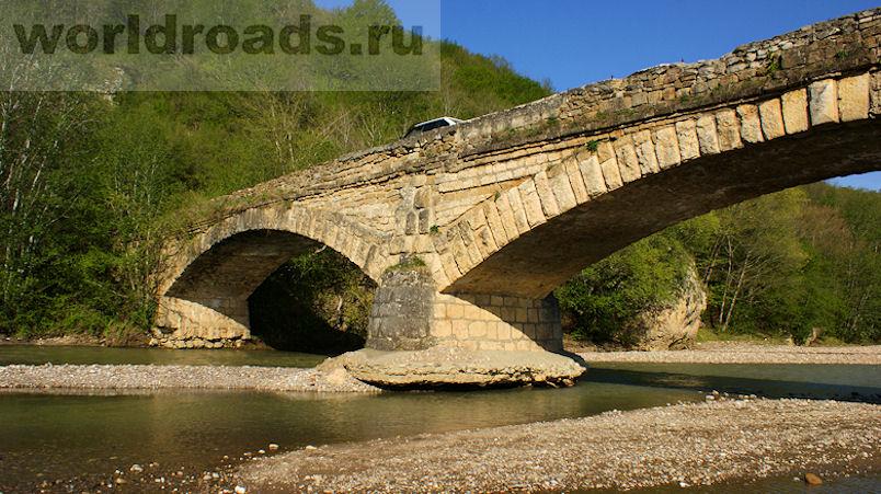 Даховский мост
