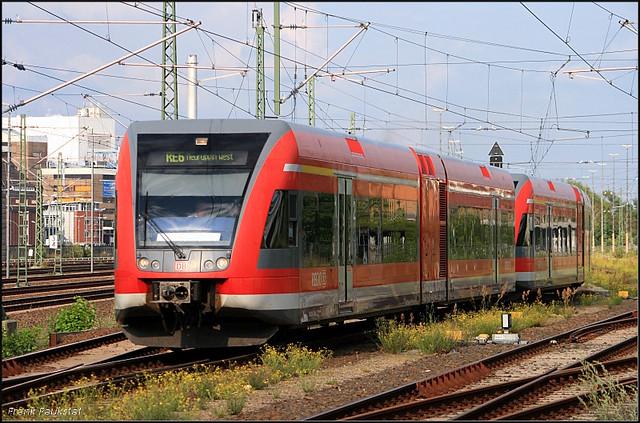 DB Regio 646 028, Canon EOS 400D DIGITAL, Canon EF 55-200mm f/4.5-5.6 II USM
