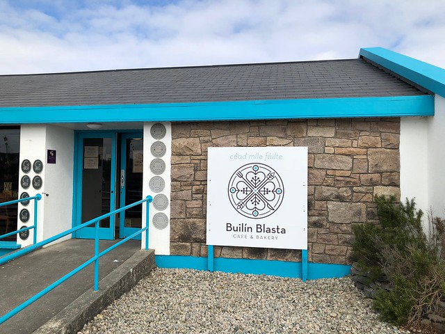 A visit to Spiddal Craft Village & Builin Blas Cafe