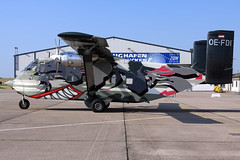 Pink Aviation Short SC.7 Skyvan 3 OE-FDI