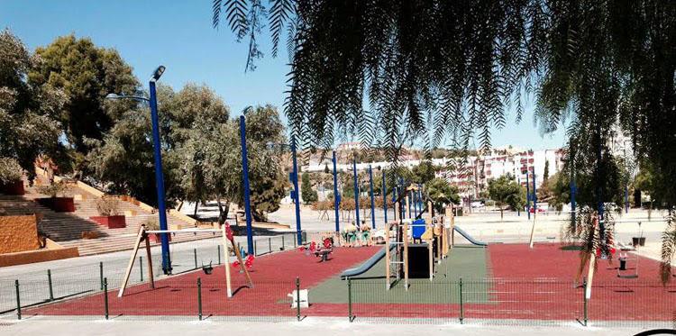 parque infantil feria 121
