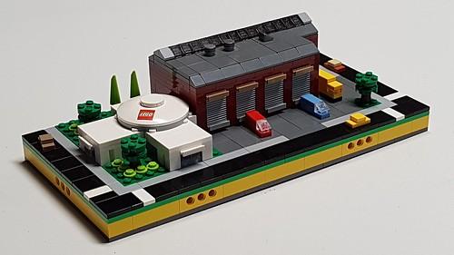 LEGO Distribution Center