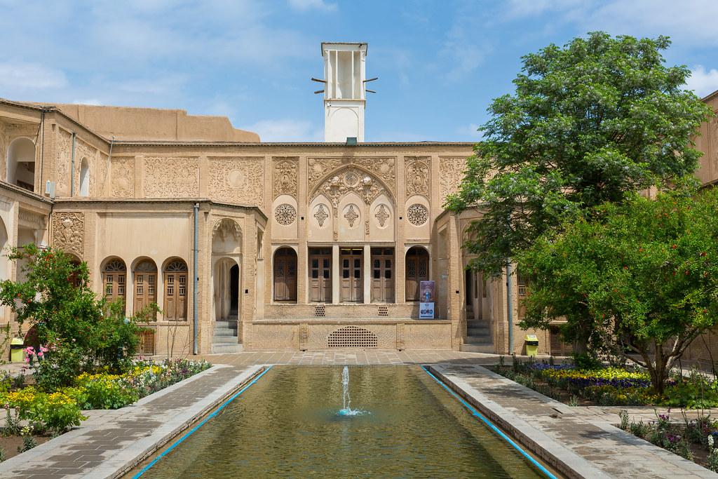 Iran. Kashan