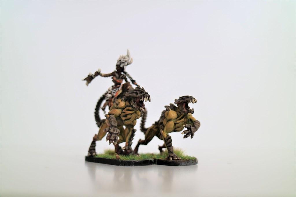 Runewars Miniatures Flesh Rippers Comparison