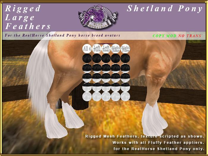 E-RH-Shetland-RiggedMeshFeathers-Large - TeleportHub.com Live!