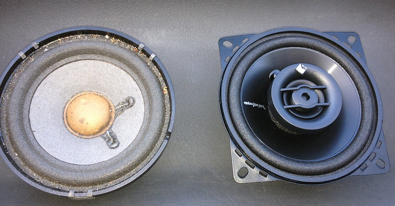Installation of Dash Speakers in T4 - VW T4 Forum - VW T5 Forum