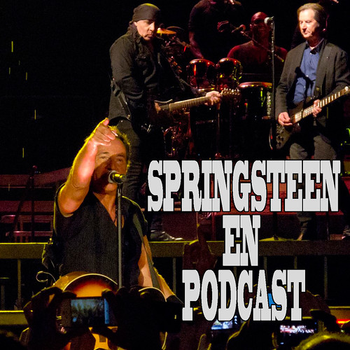 Logo Springsteen en podcast