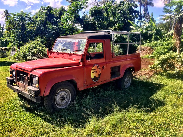 The Defender of Tanna Coffee.