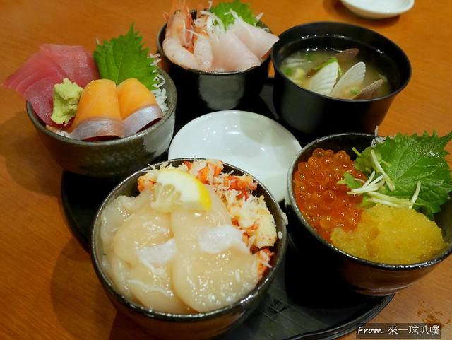 どんぶり茶屋 海鮮丼25