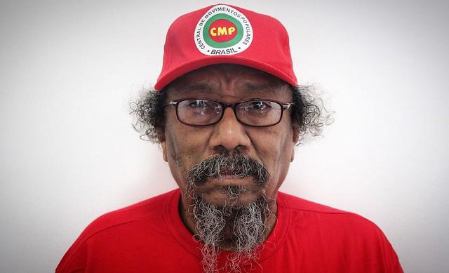 Luiz Gonzaga da Silva: ex-preso político em greve de fome