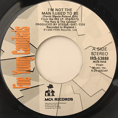 FINE YOUNG CANNIBALS:I'M NOT THE MAN I USED TO BE(LABEL SIDE-A)
