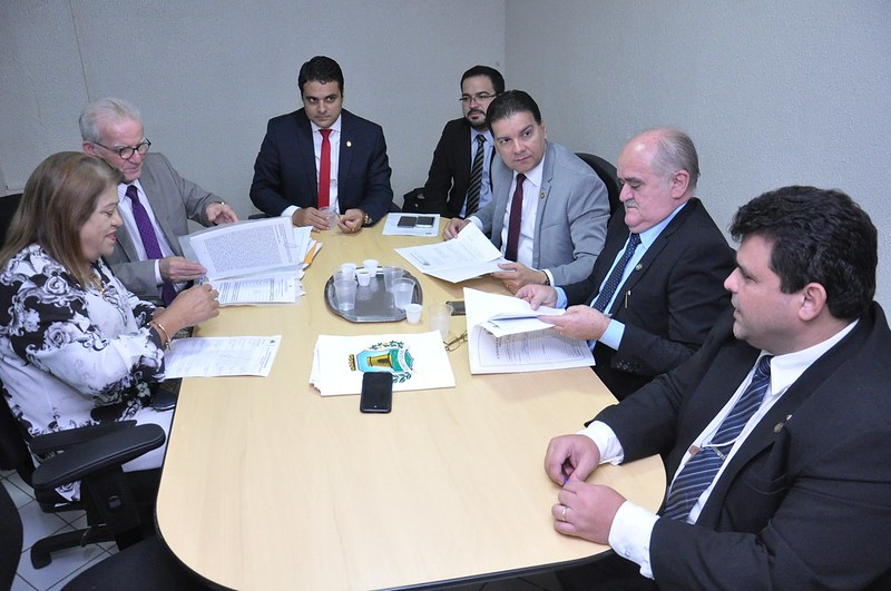 Reunião da Comissão de Constituição e Justiça