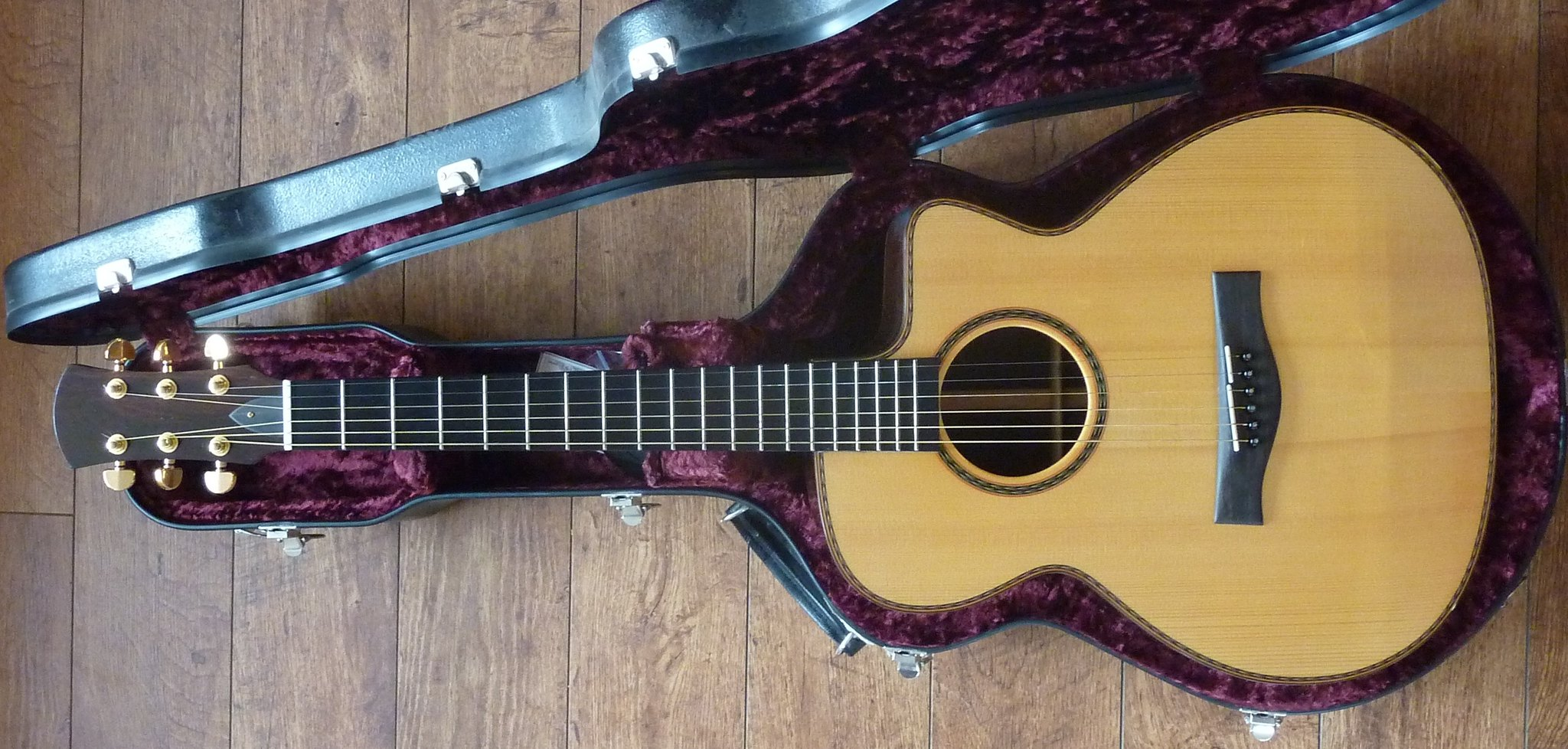 SOLD - 2005 Sobell Model 1 Sicilian Acoustic Guitar - The