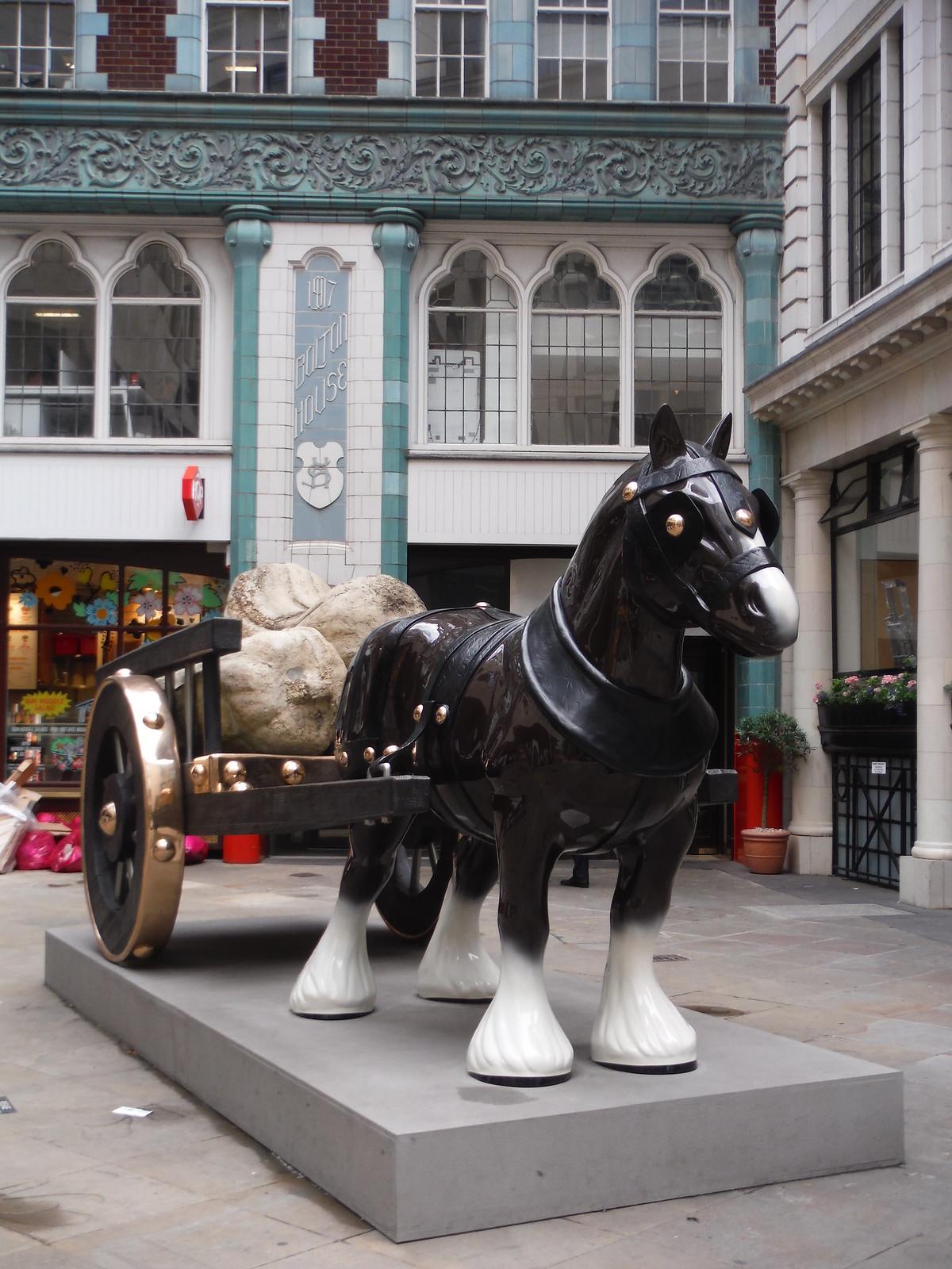 Sarah Lucas - Perceval SWC Walk Short 24 - Sculpture in the City