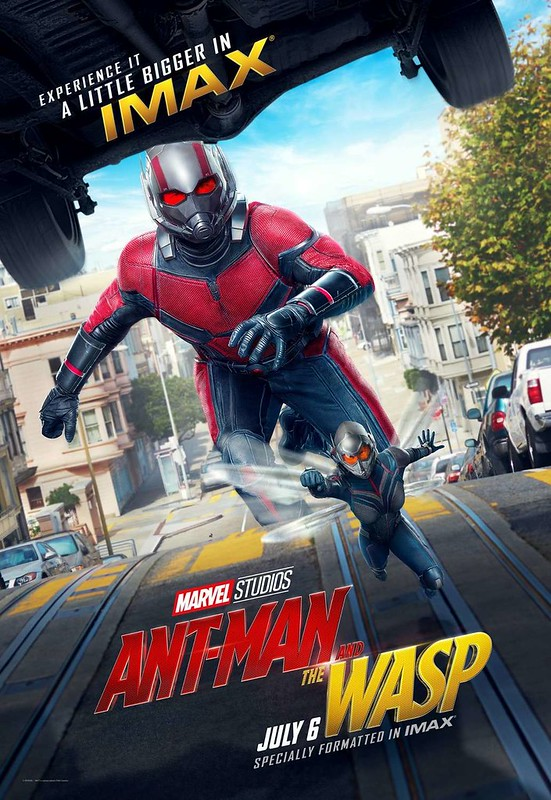 Ant-Man and The Wasp - Poster 10