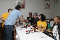 Lançamento Campanha e Aniversário do  Gilson Reis 16-08-2018 Foto Anna Castelo Branco (43)