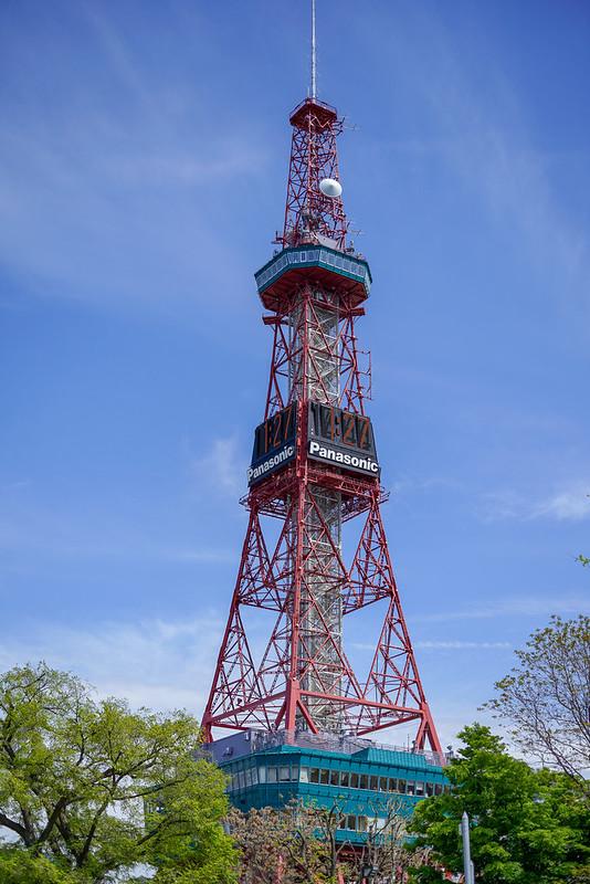 札幌テレビ塔/市役所前
