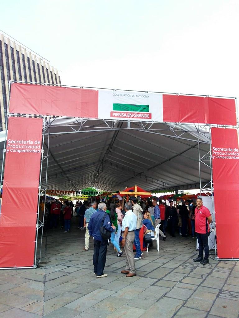 Feria Comercial Antójate de Antioquia (Alpujarra)