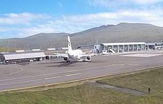 Rotana Jet Airbus A319 A6-RRJ Besiktas FC football team charter Faroe