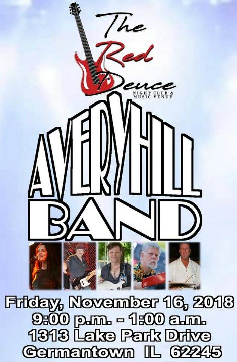 Avery Hill 11-16-18
