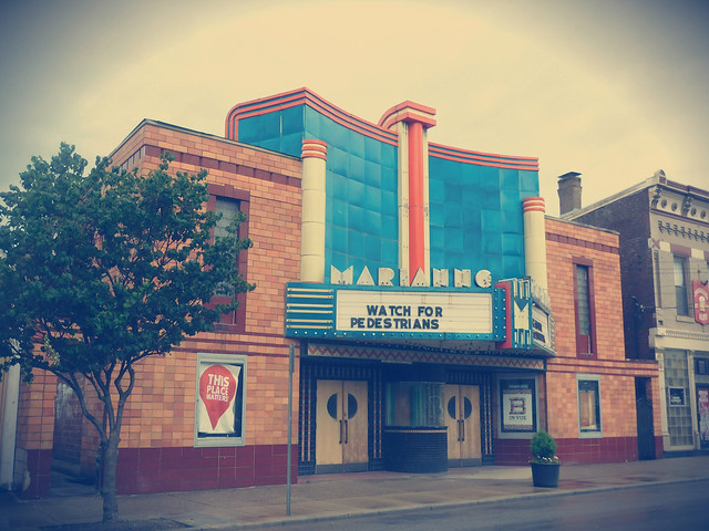 Marianne Theater -- Bellvue, Kentucky