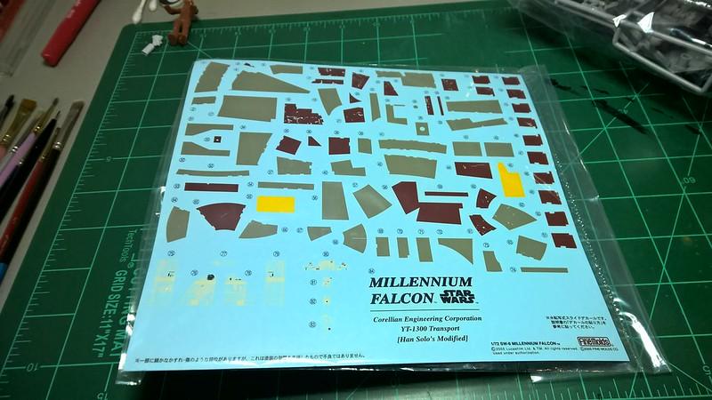 Millennium Falcon 14