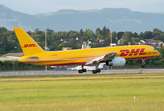 G-DHKG DHL Air (European Air Transport) Boeing 757-236(SF)