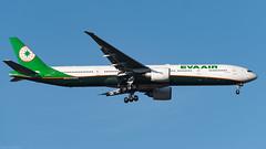B-16710 / Boeing B-777.35E (ER) / Eva Air