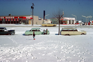 Three Bros in the Snow