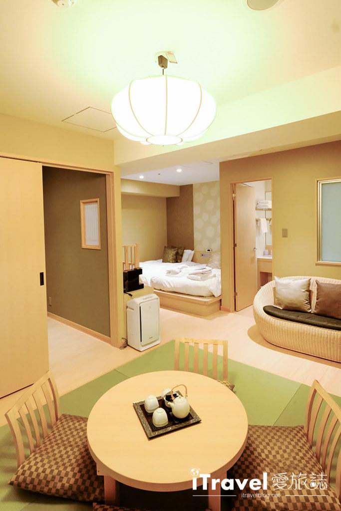 本町大阪景观饭店 Osaka View Hotel Honmachi (17)