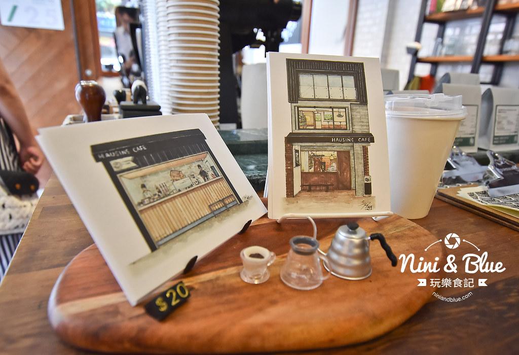 hausing cafe 台中不限時咖啡14