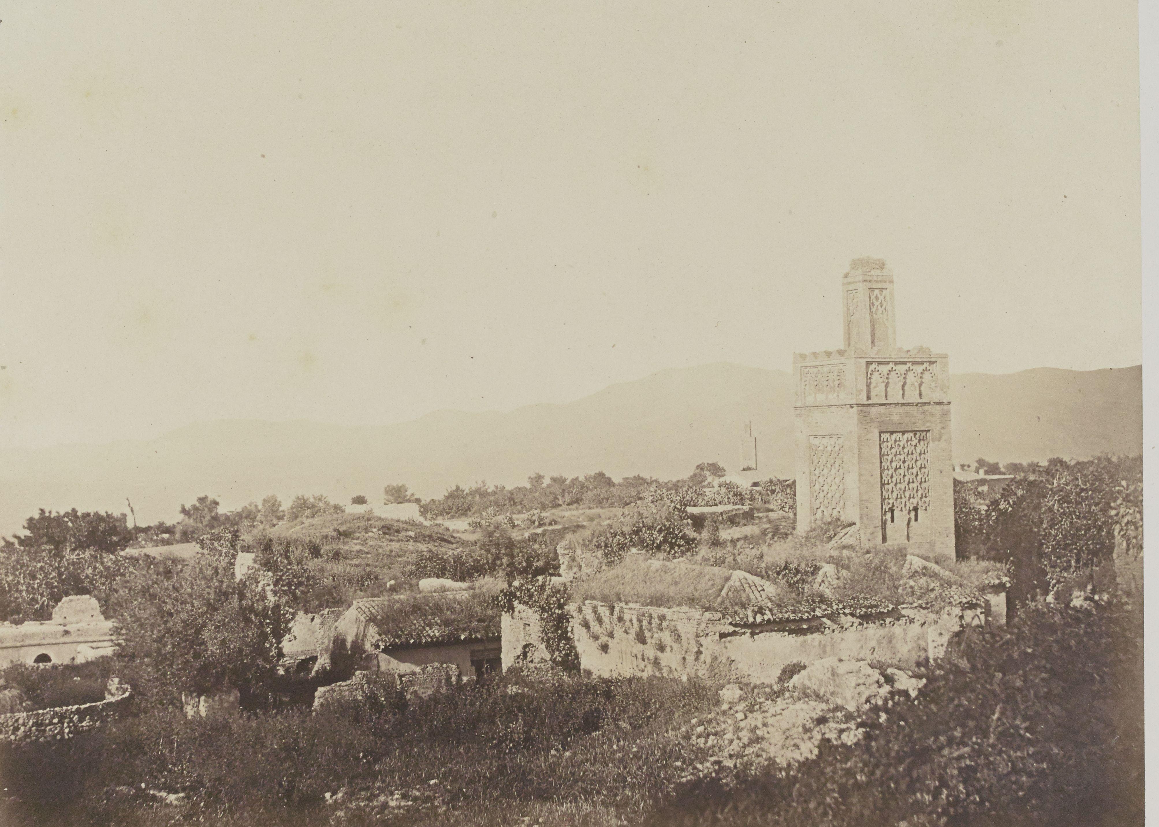Мечеть Сиди-Бельхассен
