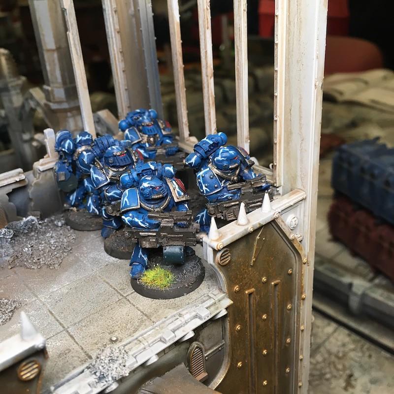 Medal of Colors Assault on Molech battle-56
