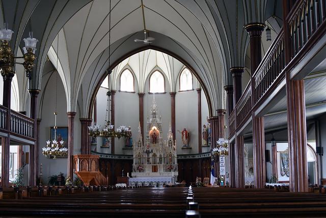 Église St-Pierre-de-La Vernière